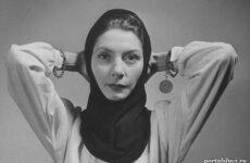 Актриса и дизайнер Валентина Санина. Биография и творчество