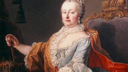 Императрица Мария Терезия Австрийская. Биография и жизненный путь