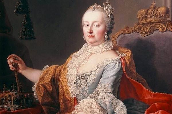 Императрица-Мария-Терезия-Австрийская-Биография-и-жизненный-путь-1