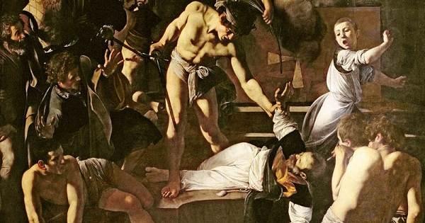 Микеланджело-да-Караваджо-итальянский-художник-Биография-и-творчество-5