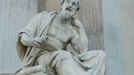Мильтиад — афинский стратег и полководец. Биография и жизненный путь