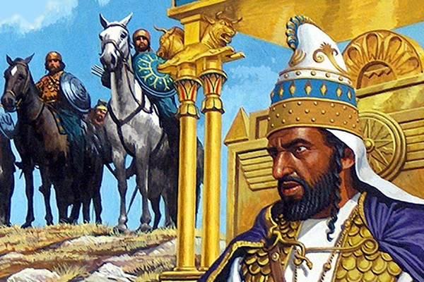 Правитель-Персидской-державы-Дарий-I-1