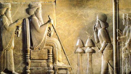 Правитель Персидской державы — Дарий I