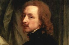 Создатель нового типа декоративного портрета — Антонис ван Дейк