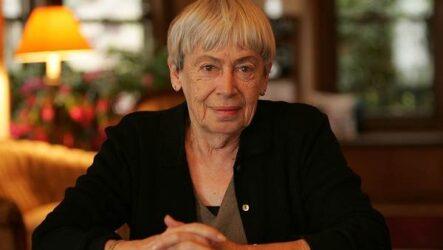 Урсула Ле Гуин — американская писательница и литературный критик. Биография и творчество