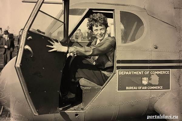Амелия-Эрхарт-женщина-пилот-пропавшая-в-океане-18