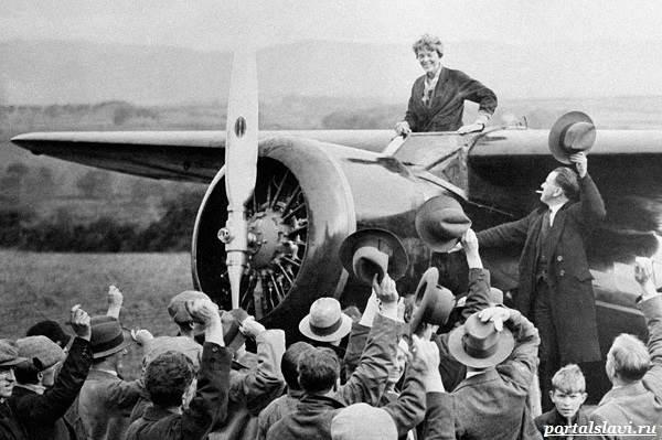 Амелия-Эрхарт-женщина-пилот-пропавшая-в-океане-21