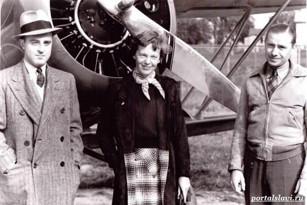 Амелия-Эрхарт-женщина-пилот-пропавшая-в-океане-22