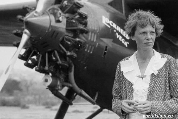 Амелия-Эрхарт-женщина-пилот-пропавшая-в-океане-33