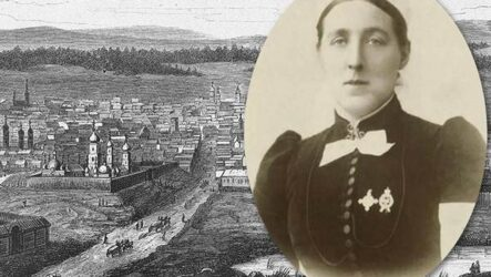 Кэт Марсден — сестра милосердия XIX в. и ее путешествие по Сибири