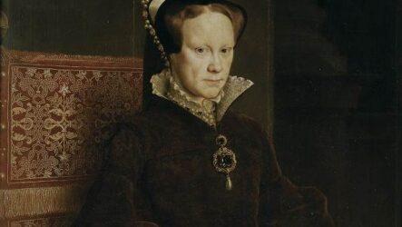 Мария Тюдор — королева Англии, она же Кровавая Мэри. История и факты из жизни