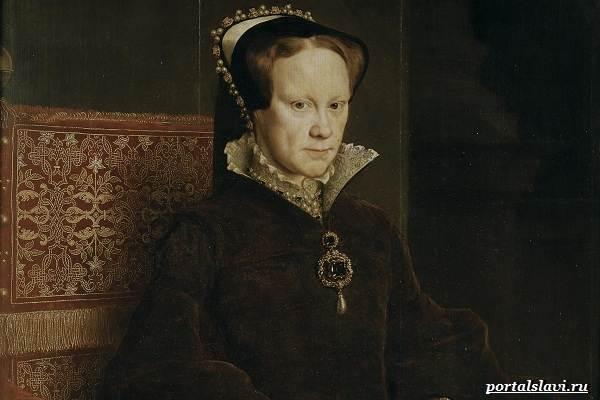 Мария-Тюдор-королева-Англии-она-же-Кровавая-Мэри-История-и-факты-из-жизни-1
