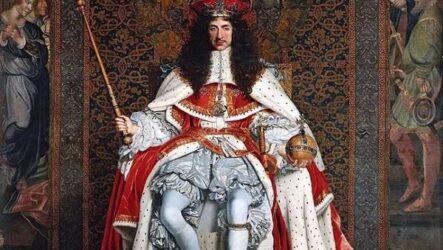 Как Карл II Стюарт восстановил Британию после Гражданской войны